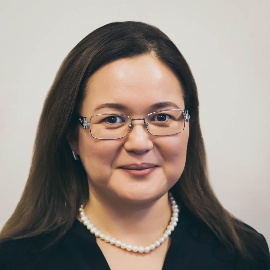 Ms. Leyla Abdimomunova