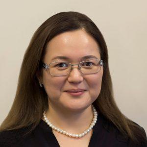 Leyla Abdimomunova