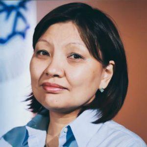 Gulmira Raissova