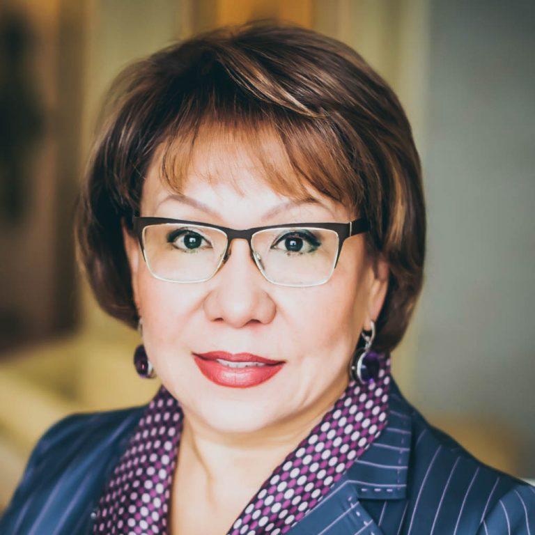 Raushan Sarsembayeva