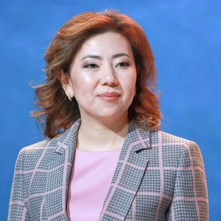 Madina  Abylkassymova